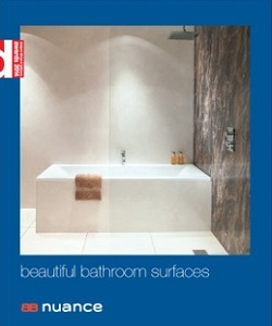 bathroom worktops brochure