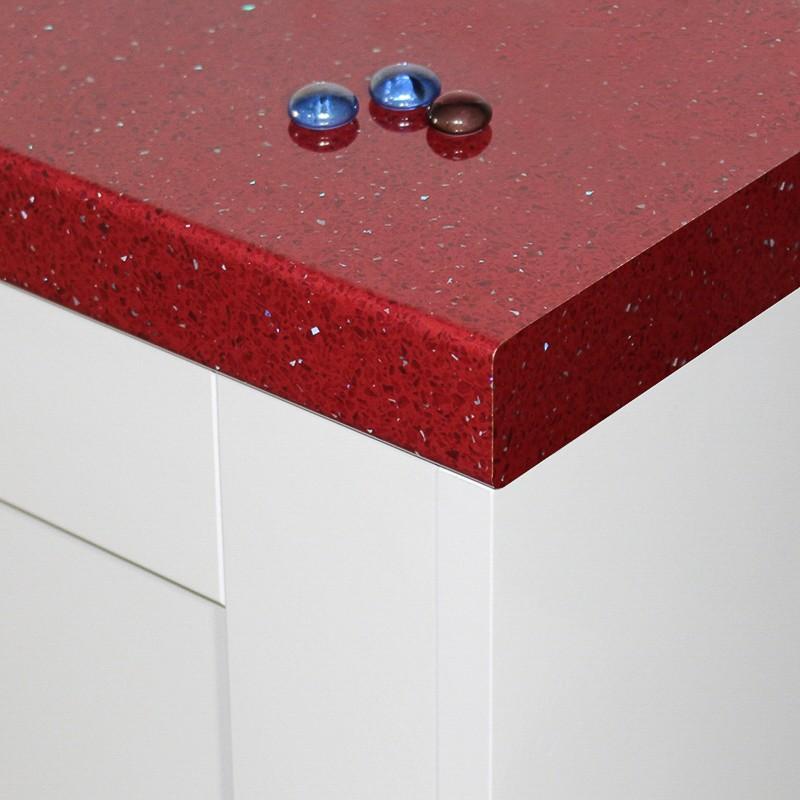 Ruby Quartz Kitchen Worktops Online Worktops Direct