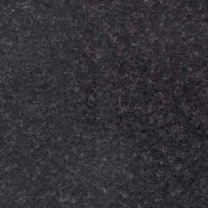 aria black granite compact solid core worktop