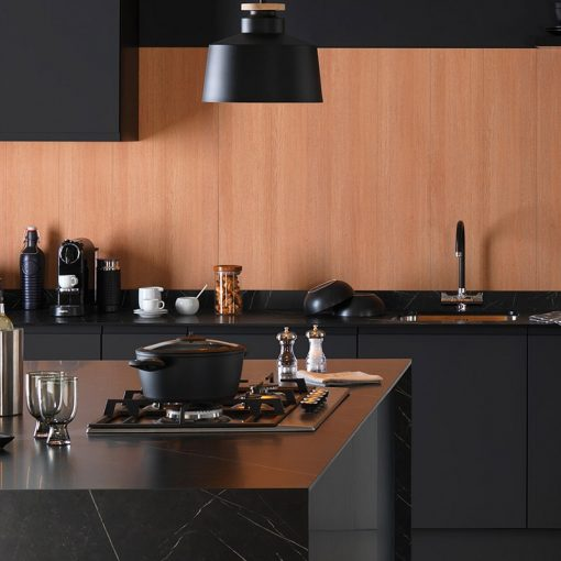 nero grafite solid compact core worktop