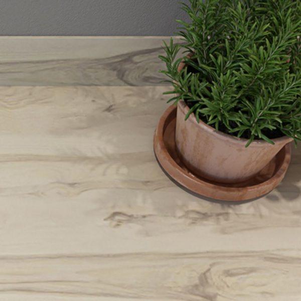 light wood effect countertop